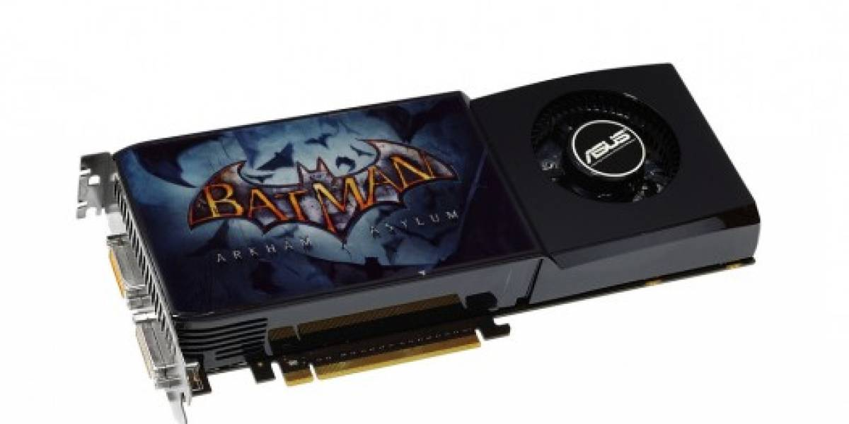 ASUS lanza ENGTX275 Batman Edition