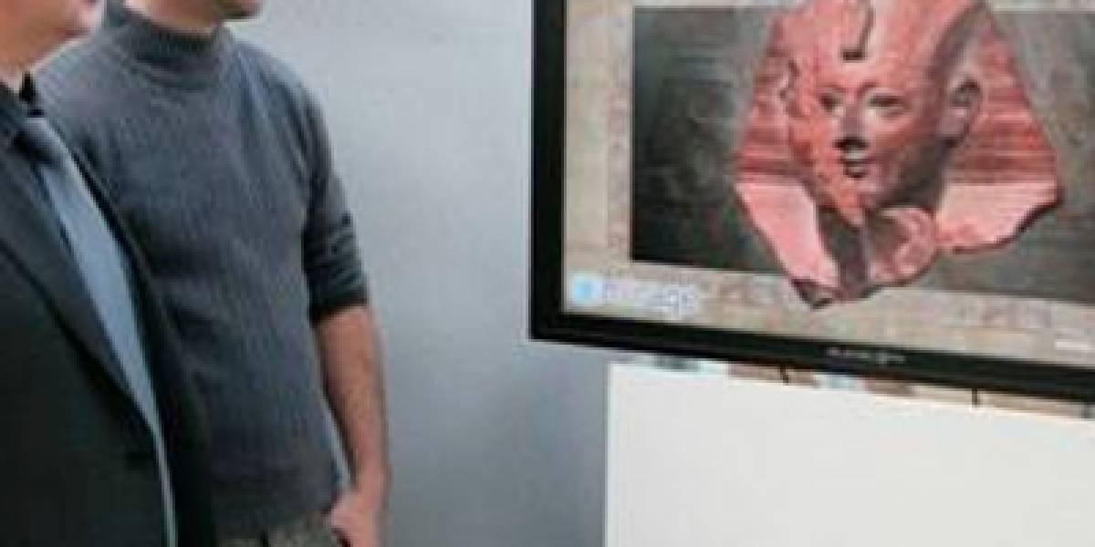 Desarrollan software para la visualización 3D sin gafas