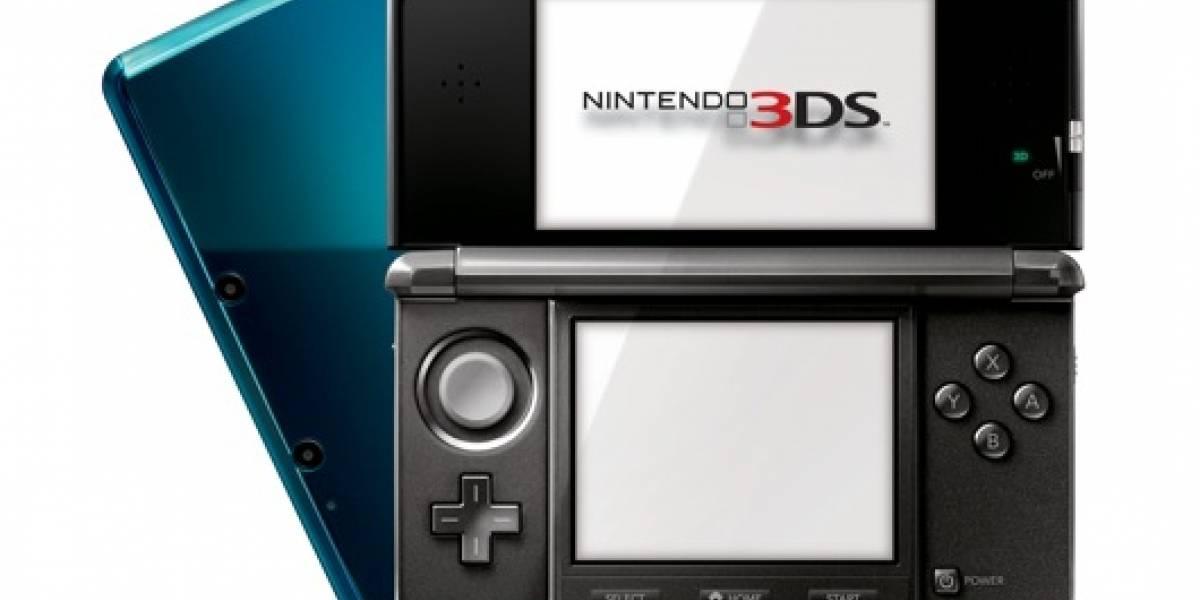 ¿Actualización del Firmware del 3DS para noviembre?