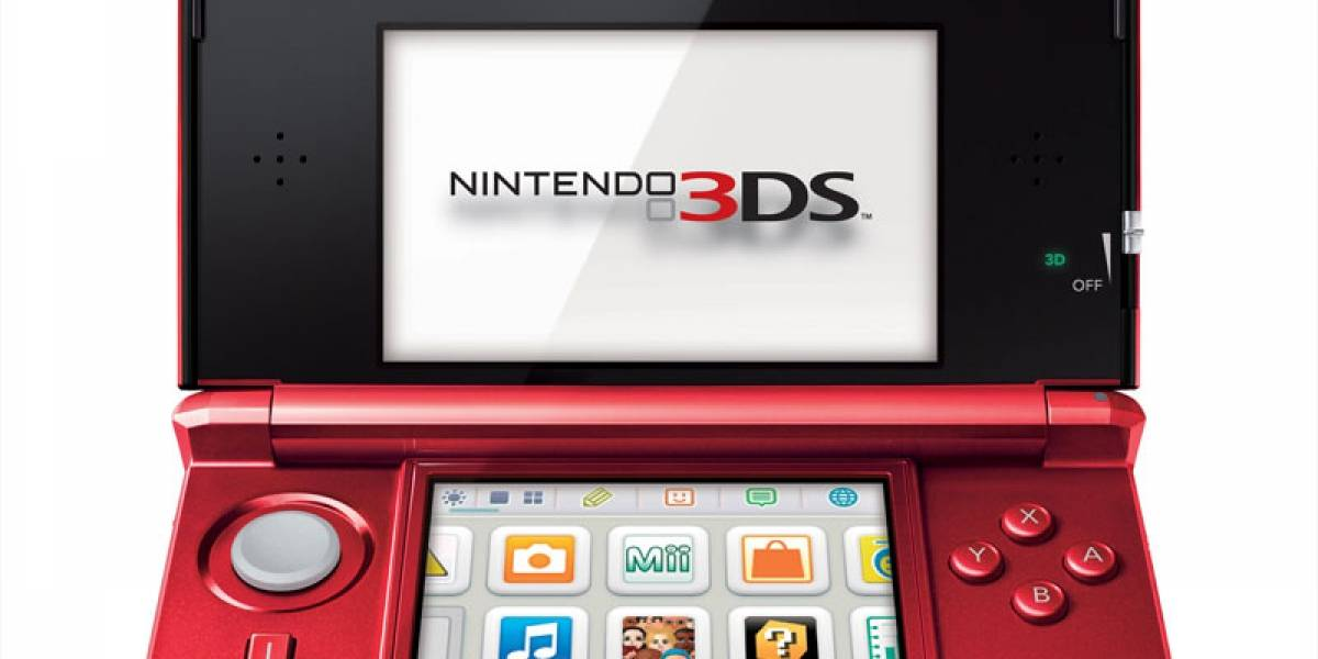 Nintendo anuncia un nuevo color para la 3DS: Rojo Fuego