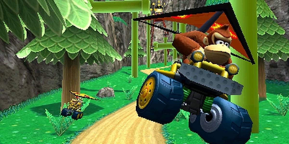 Nintendo lleva Mario Kart a la 3DS. Incluye tráiler [E3 2011]