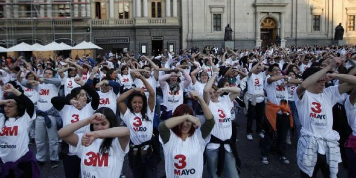 3M Celebró día del ingenio con el Flashmob más grande de Latinoamérica