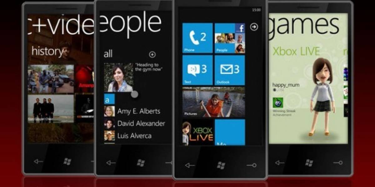 ¿Acaso Sony está planeando teléfonos con Windows Phone 8?
