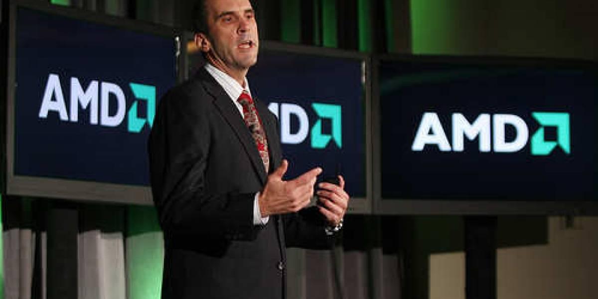 CEO de AMD renuncia a su cargo
