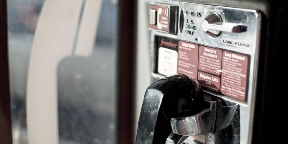 Alcalde de Nueva York lanza concurso para renovar los teléfonos públicos