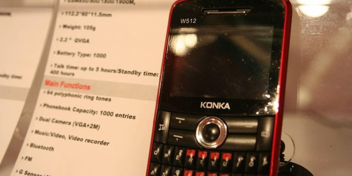 Denuncian un gran aumento de venta de celulares falsos en Argentina