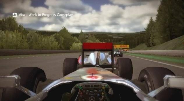 Codemasters presenta el primer trailer de F1 2011 para Playstation Vita