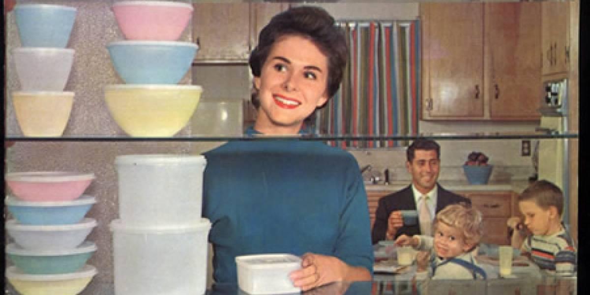 """Tupperware: La historia del """"tazón maravilla"""""""