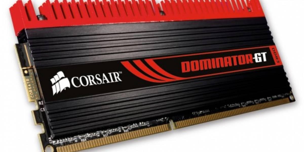 Corsair lanza Dominator GT para Phenom II AM3 [Actualizado]