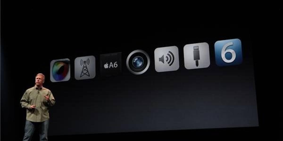 Mira la Keynote de lanzamiento del iPhone 5