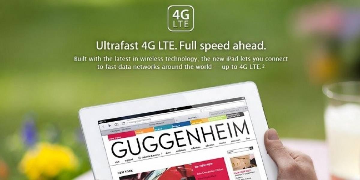 El nuevo iPad es un dolor de bolsillo para los que tienen servicios LTE