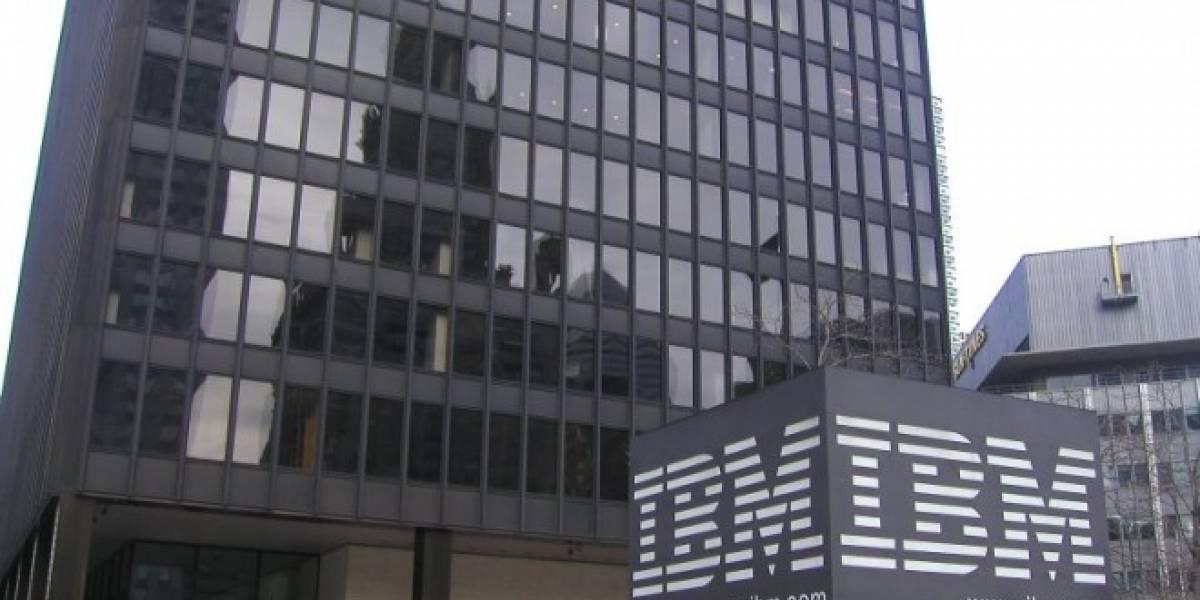 ¿Acaso IBM quiere ponerle las garras encima a RIM?