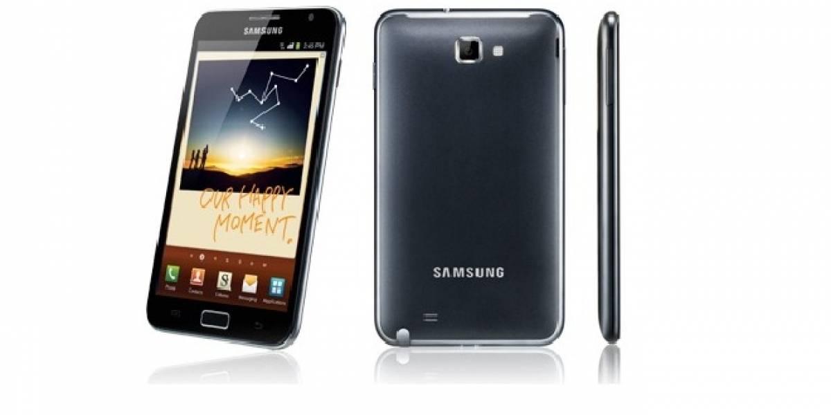 Samsung prepararía su Galaxy Note II para anunciarlo en la IFA 2012