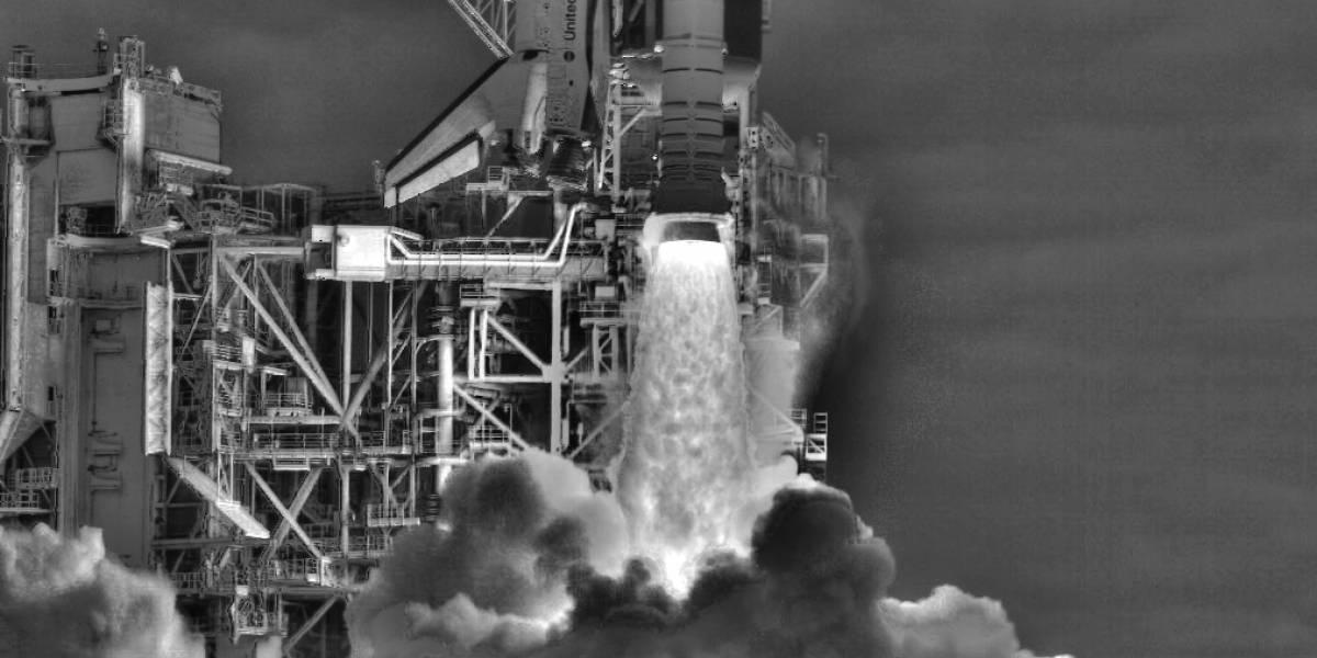 La NASA publica un video del lanzamiento del Endeavour en HDR