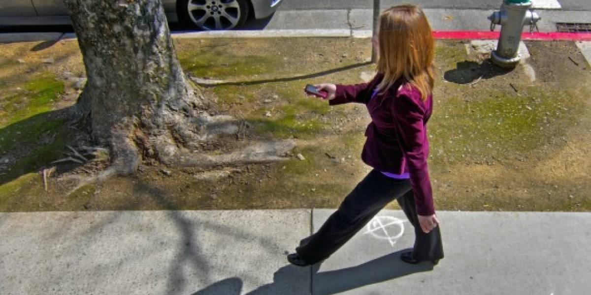¿Han aumentado los accidentes en peatones por el uso de celulares?