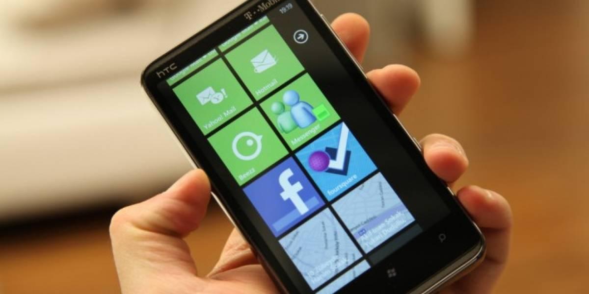 Lanzan aplicación que recrea el menú de Windows Phone 8