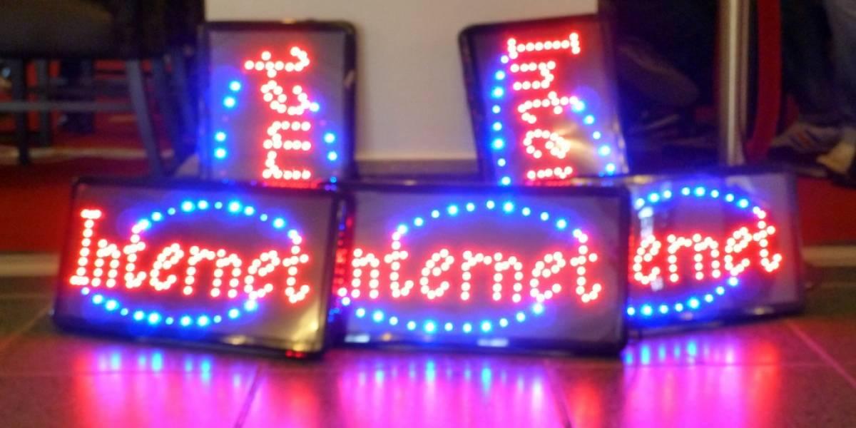 Ministerios de Irán se desconectan de Internet por seguridad
