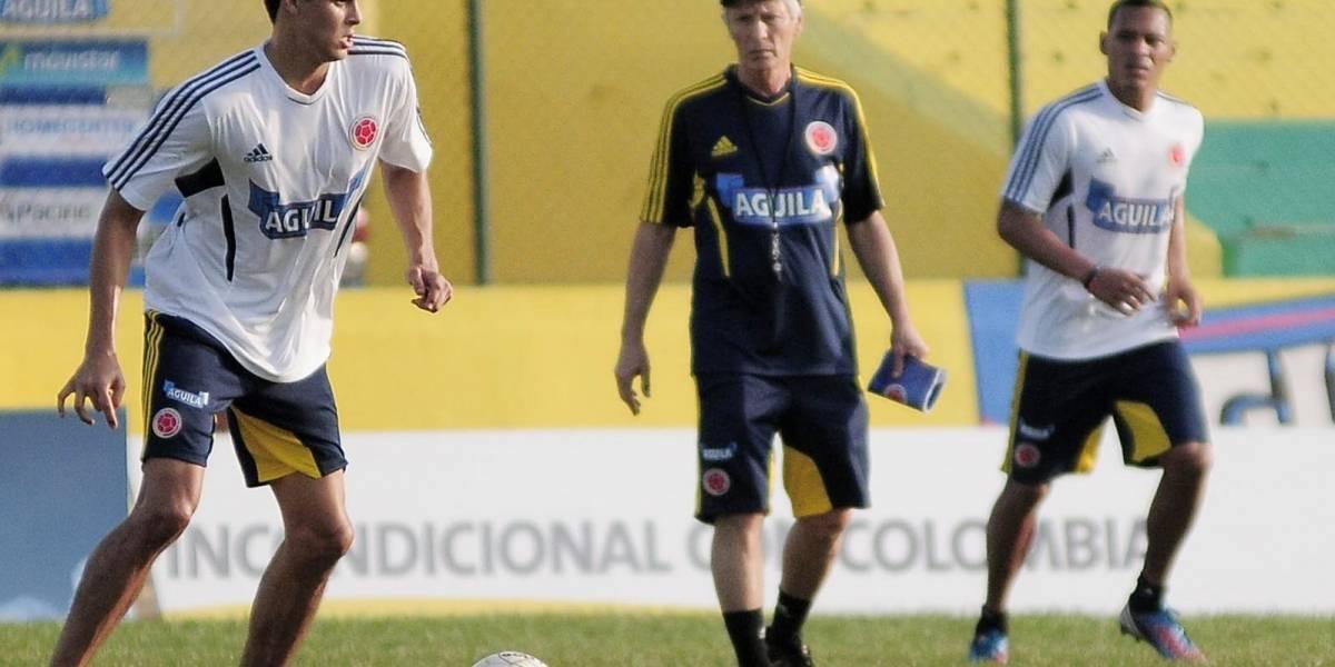 Andrés Botero descartó a Giovanni Moreno para Nacional