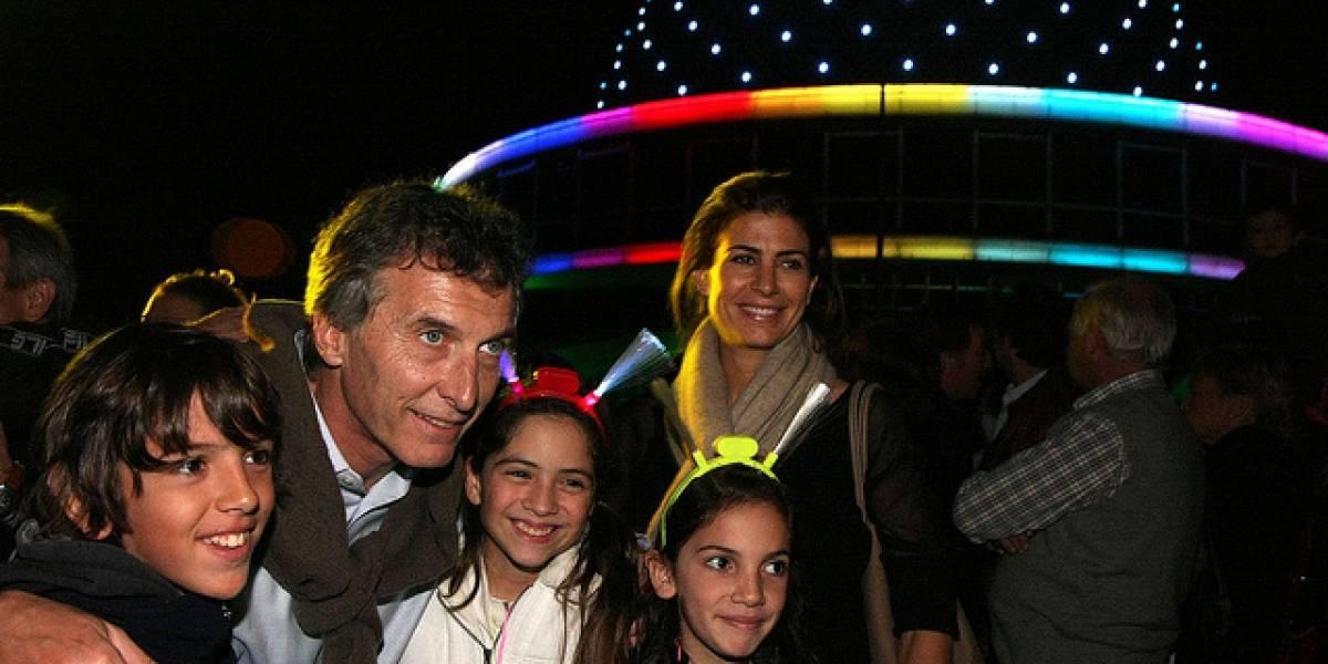 Argentina: Time Lapse de la inauguración de las nuevas luces del Planetario de la Ciudad de Buenos Aires
