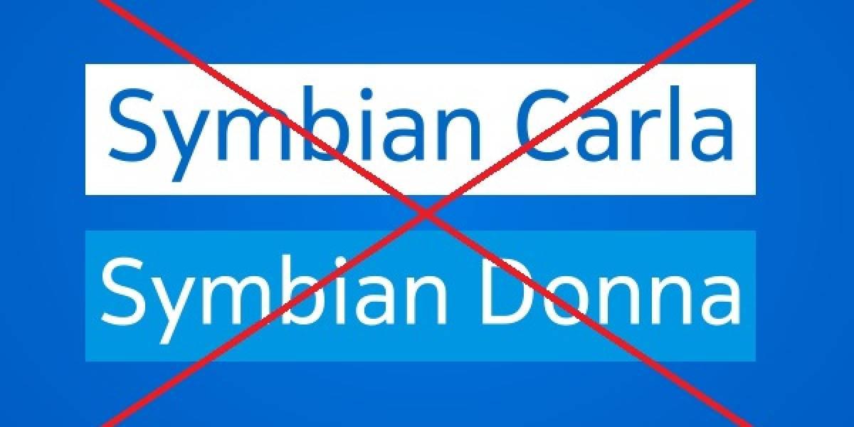 Nokia decide cancelar el desarrollo de Symbian Carla