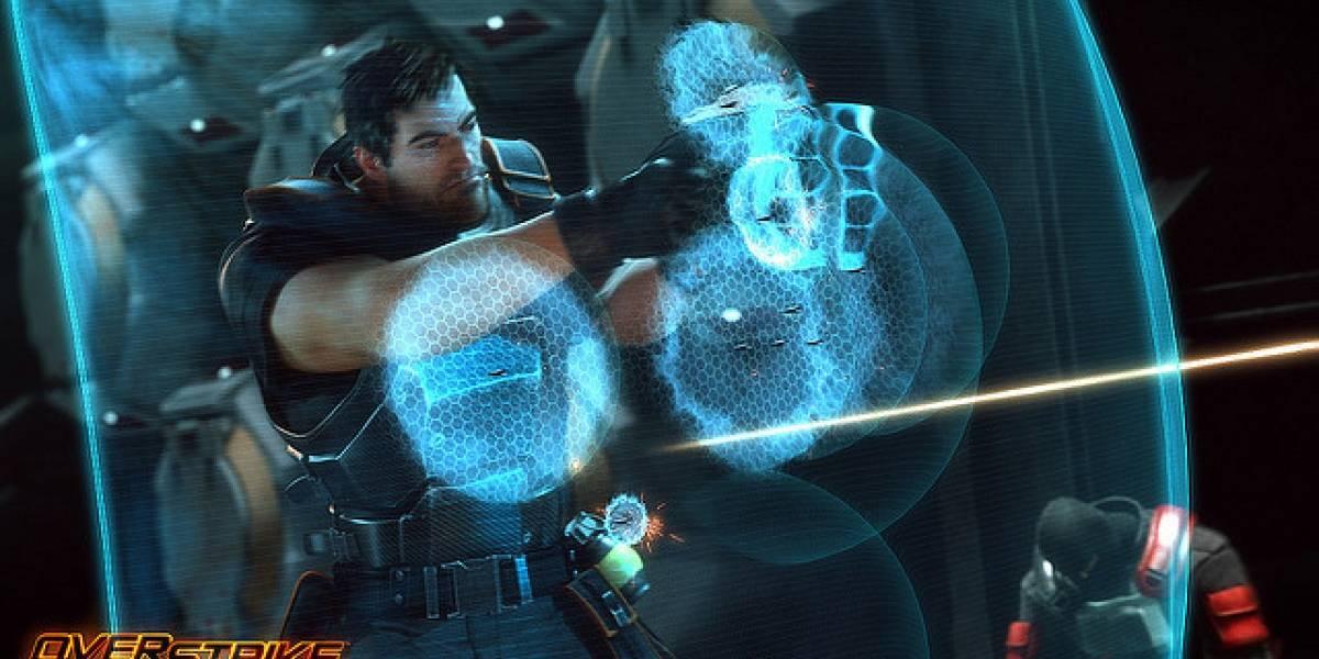 Esto es Overstrike, lo nuevo de Insomniac Games [E3 2011]