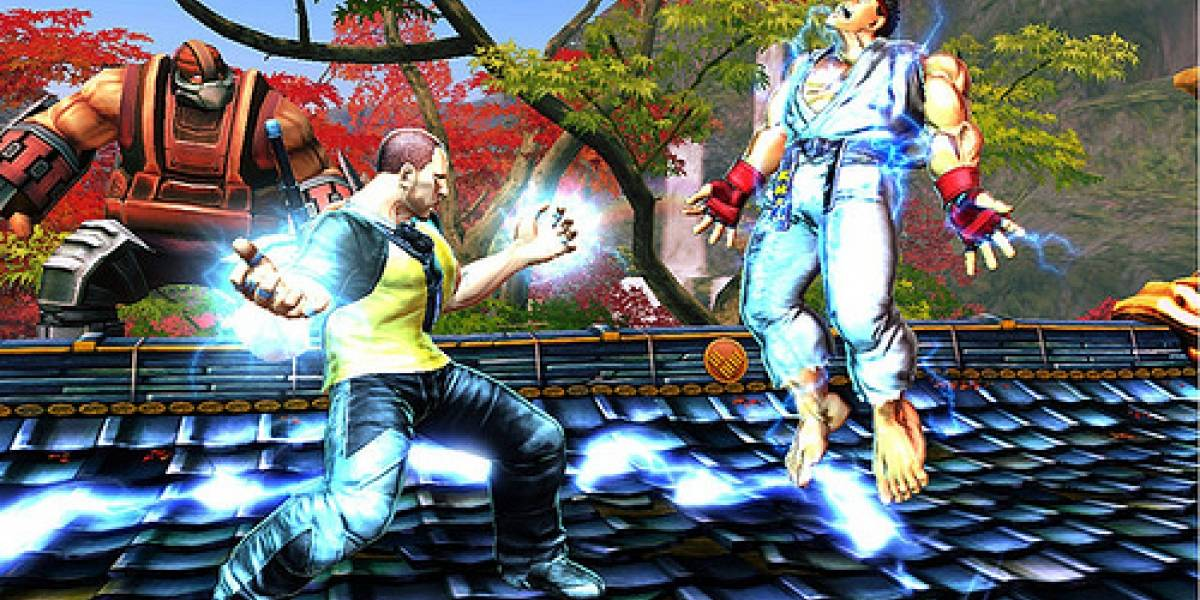 Street Fighter X Tekken estará para PlayStation Vita [E3 2011]