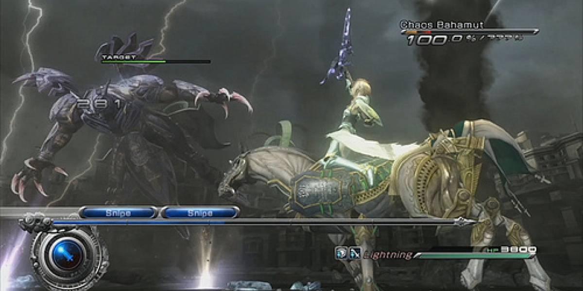 Atractivo trailer de Final Fantasy XIII-2 [E3 2011]