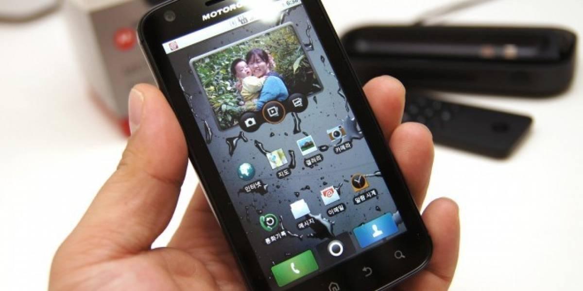 Motorola no actualizará el Atrix 4G a Android 4.0 Ice Cream Sandwich