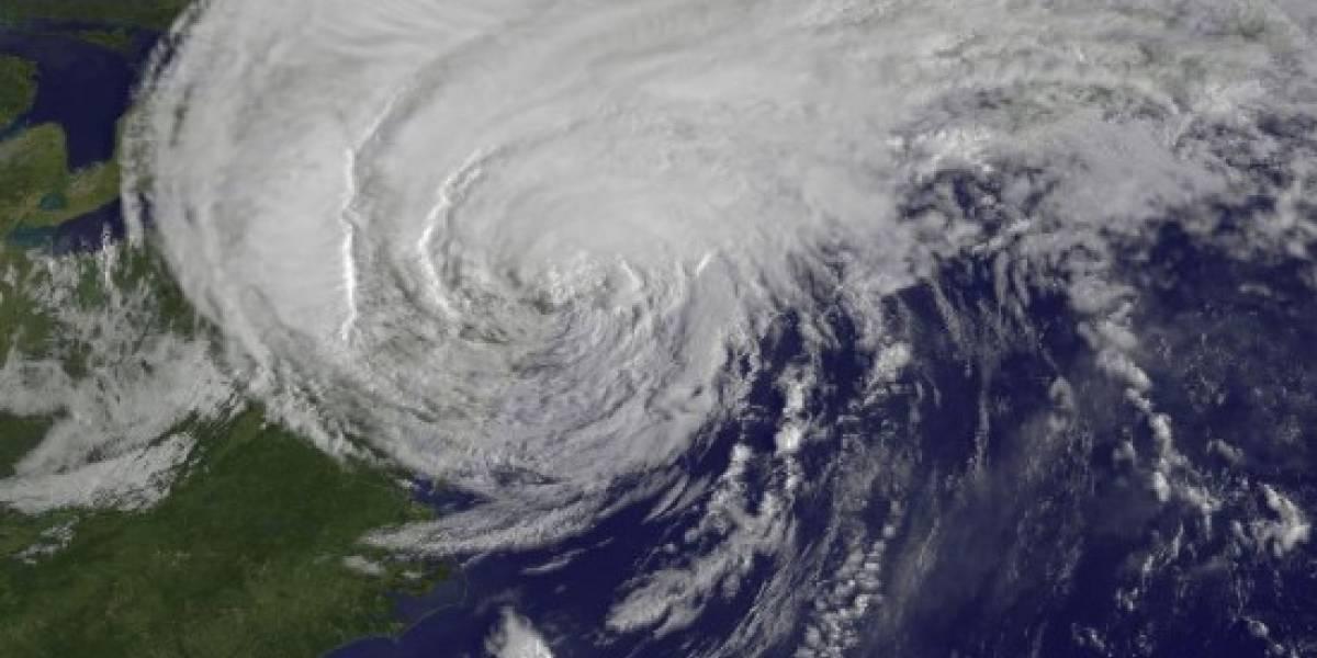 El huracán Irene resumido en 89 segundos
