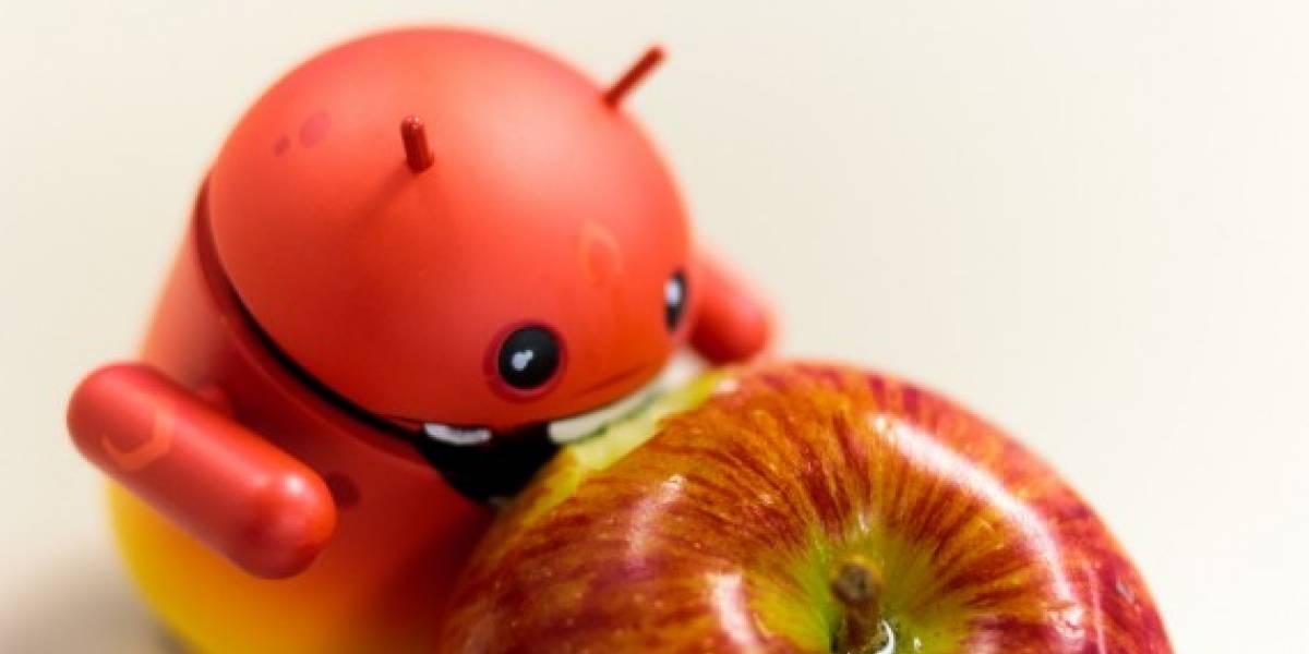 ¿Por qué los usuarios preferían a Android por sobre Apple?