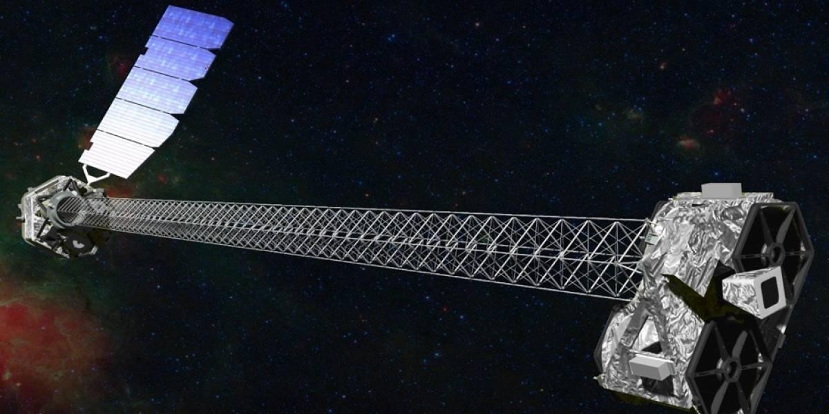 La NASA comenzará a estudiar agujeros negros con su telescopio espacial NuSTAR