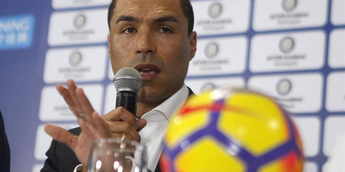 Iván Ramiro Córdoba y el Inter de Milán abrieron academia de fútbol en Medellín