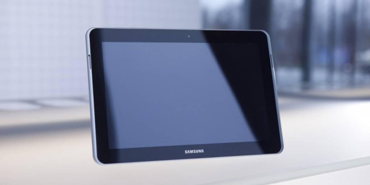 Apple logra bloquear en Europa venta del Samsung Galaxy Tab 7.7