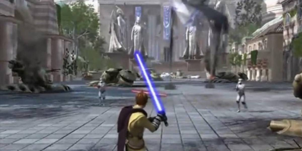 España: Kinect Star Wars aterriza en la Universidad incluido en el Máster de Supervivencia de Windows