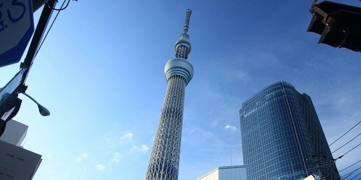 Tokyo Sky Tree: La torre más alta del mundo está terminada y lista para abrir sus puertas