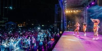 Shows da 'Festa da Cidade' - São Paulo 464 anos
