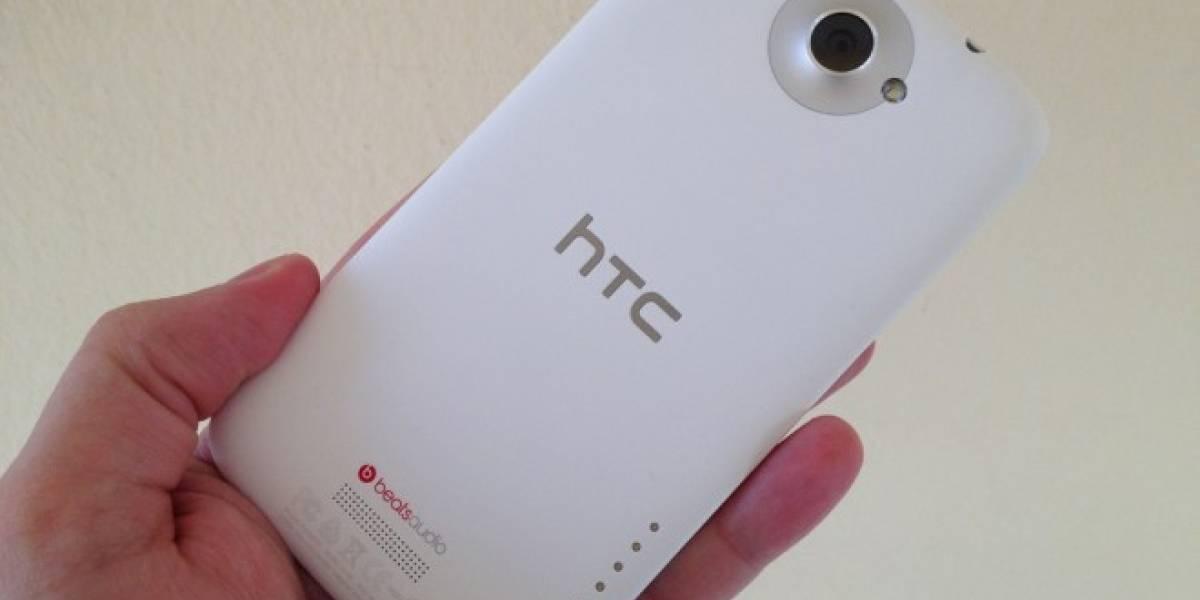 Los HTC One X ya están recibiendo su actualización a Jelly Bean
