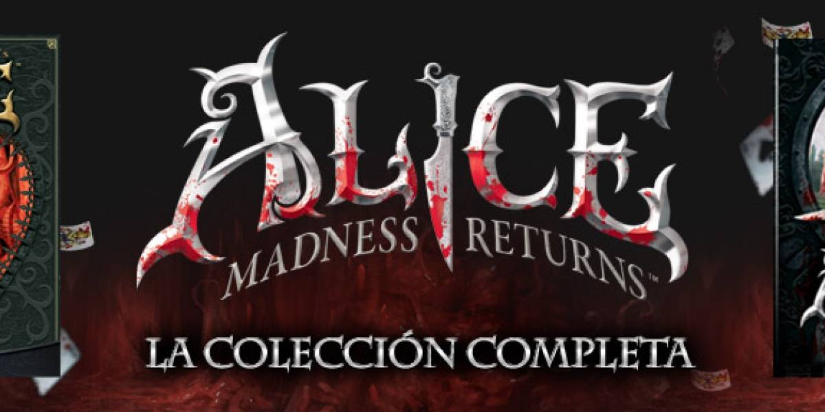Alice: Madness Returns para PC también incluirá al original. Y el soundtrack.