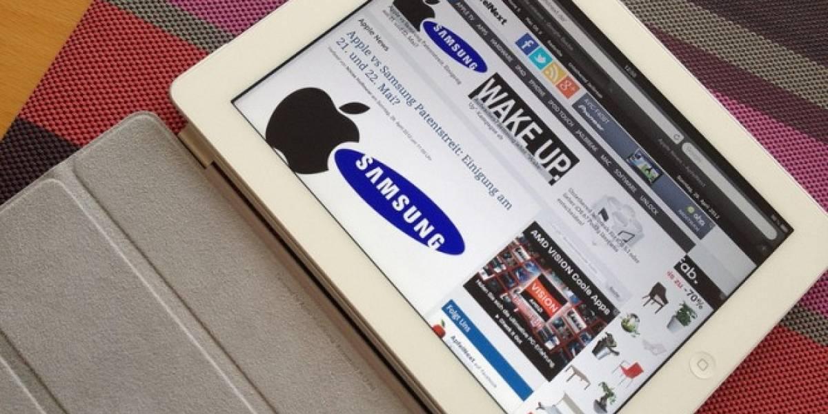 Apple está aceptando en ciertas tiendas cambiar el iPad viejo por el nuevo lanzado ayer