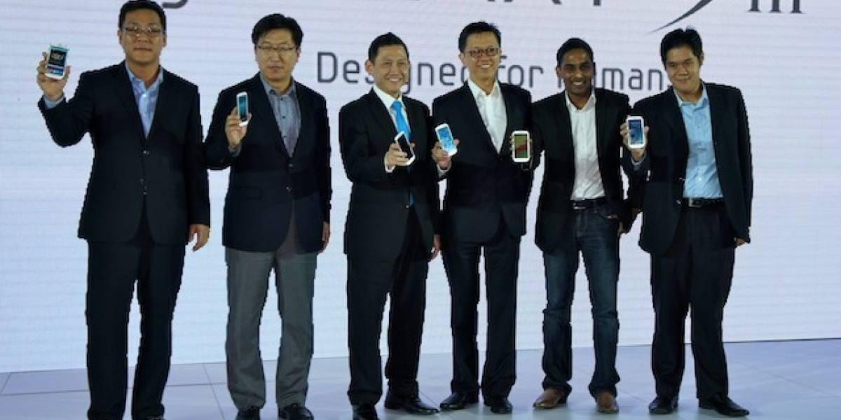En Argentina, el rey del mercado celular 2012 es Samsung
