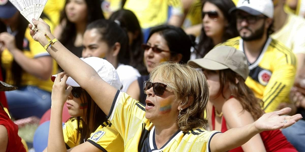 Hinchas colombianos, entre los que les cuesta más viajar al Mundial de Rusia
