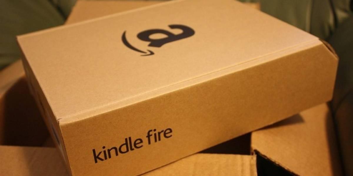 ¿Como va a ser el próximo Kindle Fire de Amazon?