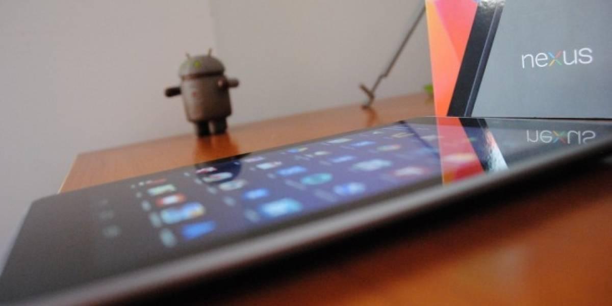El gobierno de China impide la importación del Nexus 7 a su país