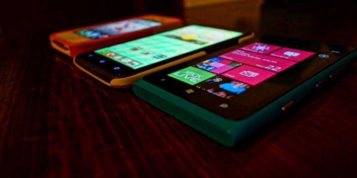 Nokia prepara un tercer Lumia con Windows Phone 8