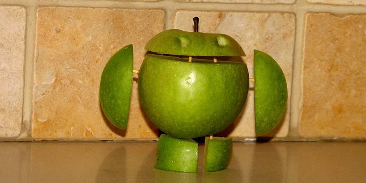 Apple y Google discuten en secreto un acuerdo respecto a disputas de patentes