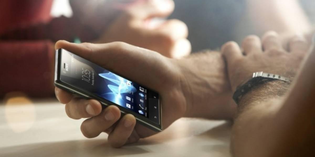 Sony niega rumores de que lanzará teléfonos con Windows Phone 8