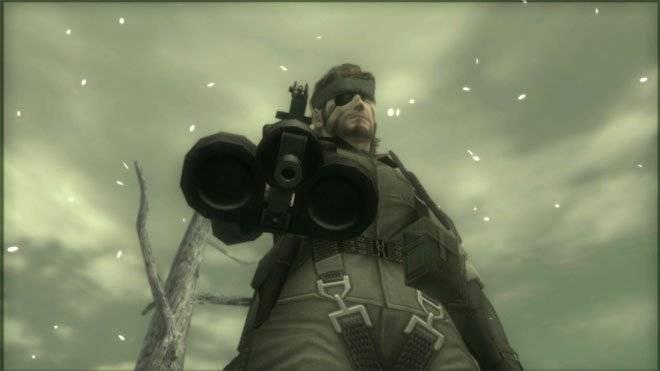Metal Gear Solid HD Collection saldrá primero en Japón [TGS 11]