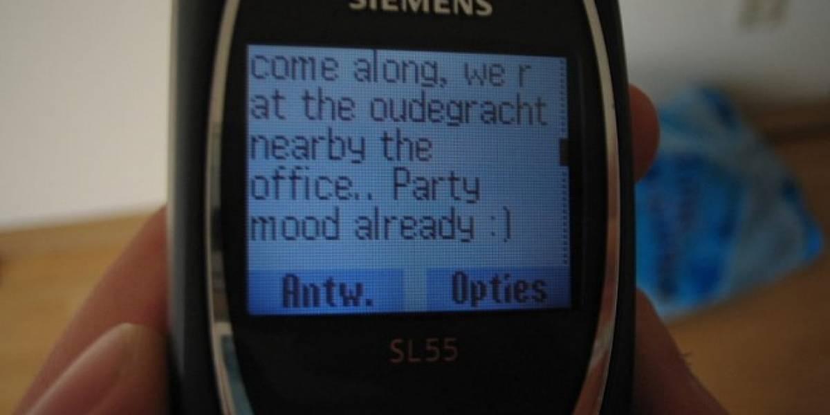 Hoy se cumplen 20 años del primer mensaje de texto