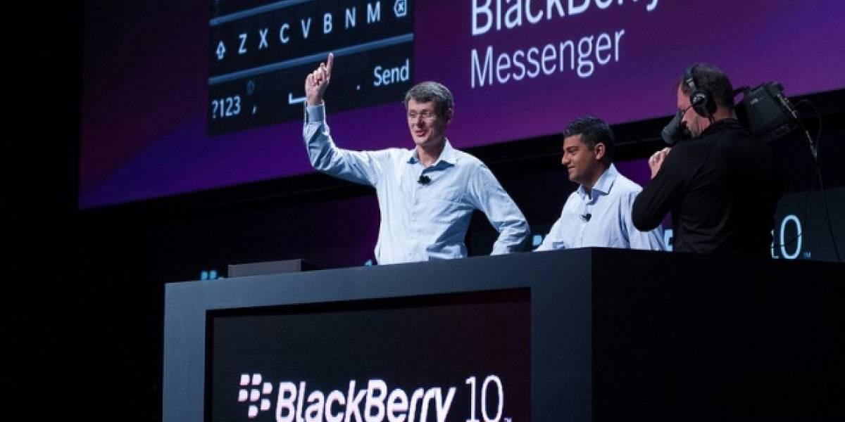 SDK de BlackBerry 10 recibirá una actualización el 29 de noviembre