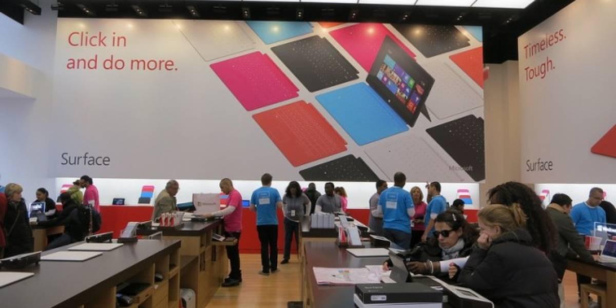 Analistas aseguran que malas ventas del Surface son por problemas de distribución